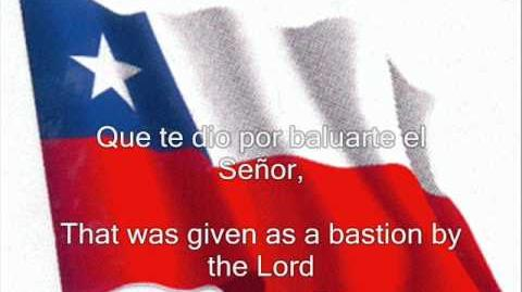 Chile's National Anthem