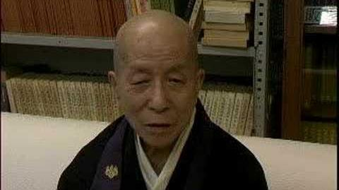 Interview with a Zen Buddhist Priest