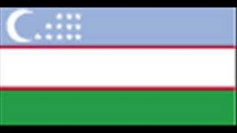 NATIONAL ANTHEM OF UZBEKISTAN