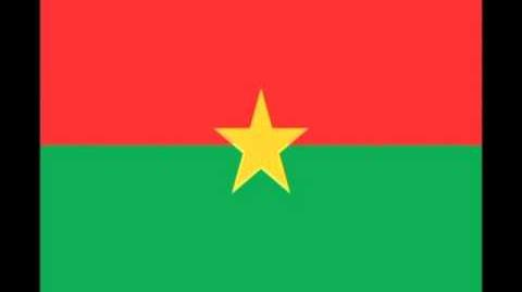 National Anthem of Burkina Faso (Vocal)