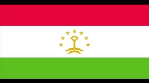 National Anthem of Tajikistan (Vocal)