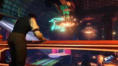 VGA 2011 BioShock Infinite Exclusive Trailer