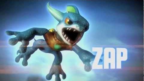 Zap - The Spyro Wiki - Spyro, Sparx, The Legend of Spyro, Skylanders