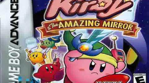Kirby & The Amazing Mirror - Dark Mind's Second Form