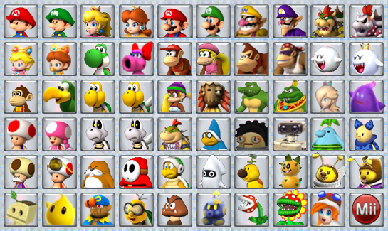 Mario Kart Wii 2.0 - Fantendo, the Nintendo Fanon Wiki - Nintendo