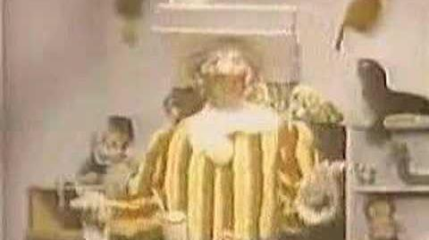 The First Ronald McDonald Commercial..