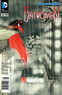 Batwoman Vol 1-8 Cover-1