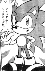 Sonic (Manga)