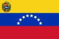 Flag of Venezuela (state) svg