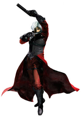 Devil May Cry 2 02 artwork
