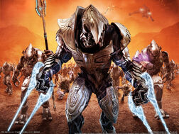 Halo Wars Art 0