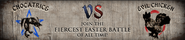 2012 Easter Event lobby banner