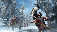 Assassin&#39;s Creed 3 combat