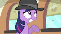 Twilight big grin S2E24