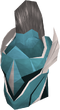 Saradomin full helm detail