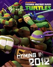 TMNT2012 Teaser Poster