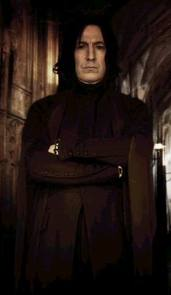 Severus snape - alan rickman