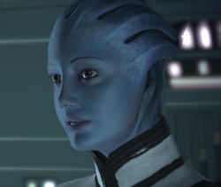Liara Character Box