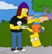 Jimbo Jones and Bart