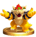 Bowser Trophy SSBD.png