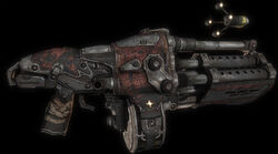 Gow-boomshot&amp;projectile