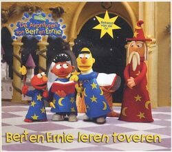 Bert en Ernie leren toveren