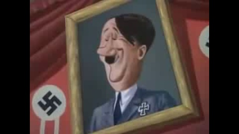 Image - Disney Hitler.jpg - Hitler Parody Wiki - Downfall ...