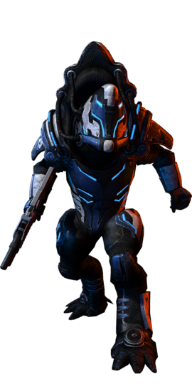 Krogan Battlemaster MP