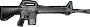 M16A4 Pick Up Icon DS Modern Warfare