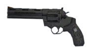 .44 Magnum 3rd person MW2