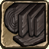 Ebony planks icon