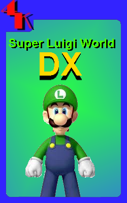 Super Luigi World The Big Adventure DX