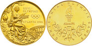 Atlanta 1996 Gold