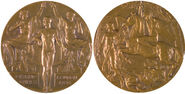 London 1908 Gold