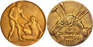 Paris 1924 Gold