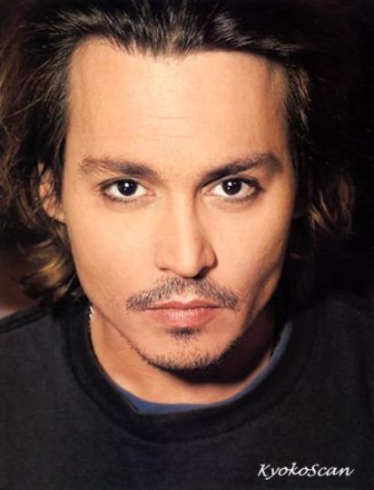 johnny depp s eyes