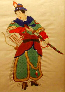 chinese legends about mulan Most people outside of china learned about the nation's historic heroine,  whether hua mulan really existed, but many chinese legends and.