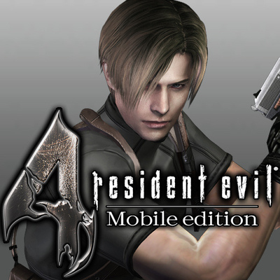 Resident Evil 4 Mobile Edition icon