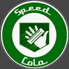 Logo-Speed Cola