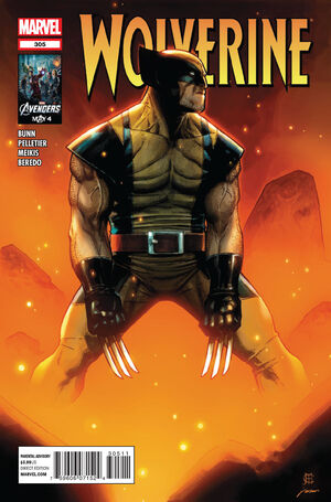 Wolverine Vol 2 305