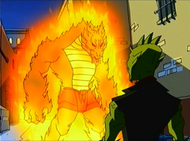 Drago and Shendu