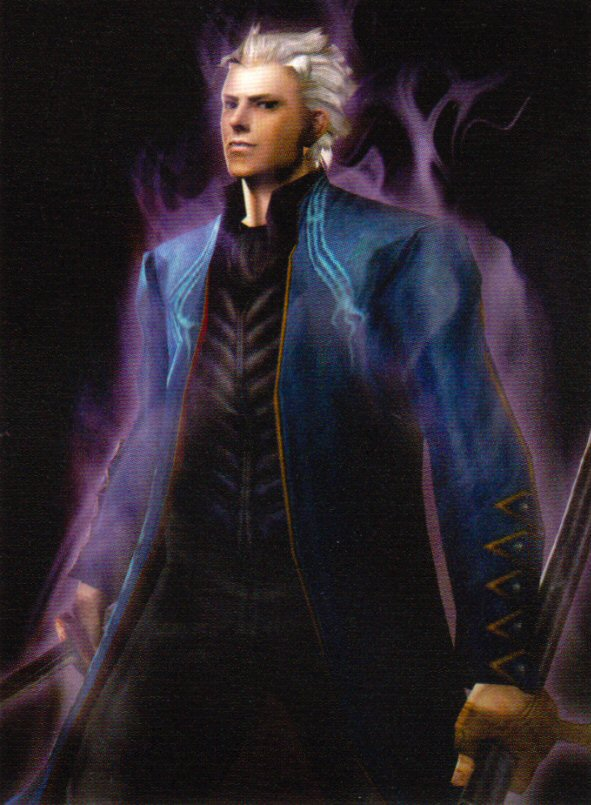 Vergil Images - The Devil May Cry Wiki - Devil May Cry 4  Devil May    Vergil Devil May Cry 1