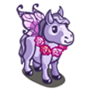 Purple Fairy Mini Horse-icon