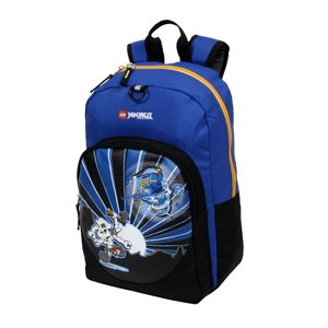 Ninjago Backpack and Lunch Box http://lego.wikia.com/wiki/LEGO_Ninjago_Lightning_Classic_Backpack