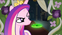 Cadance looking behind S2E25