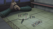 Chunin Examination Arena