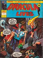Dracula Lives (UK) Vol 1 9