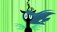 Chrysalis's introductory shot S2E26