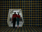Holodeck in Emissary