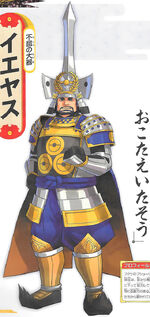 Pokemon Conquest - Ieyasu